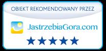 Jastrzębia Góra - Certyfikat Rekomendacji